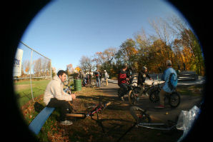 BMX_JAM_East Woods Skate Plaza - November 2014