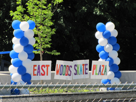 East Woods Skate Plaza Grand Opening